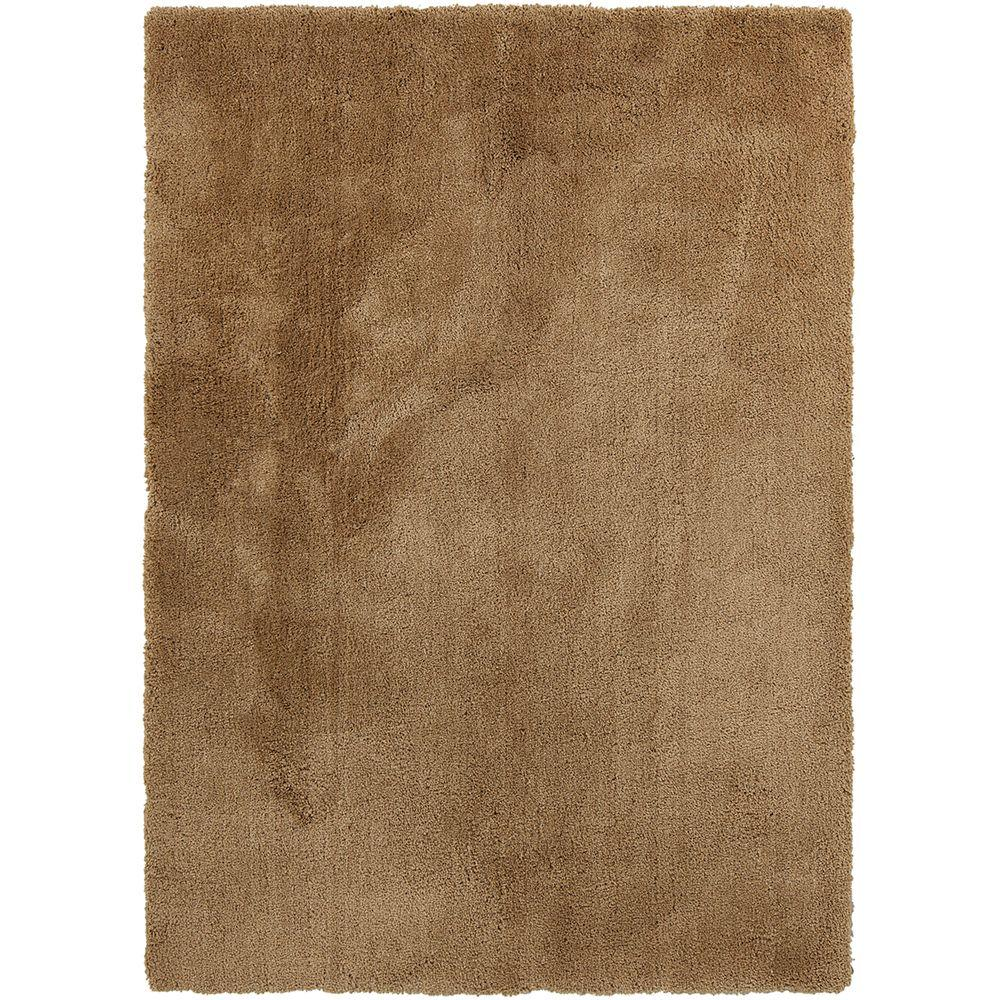 Viniani Tan 8 ft. x 11 ft. Indoor Area Rug