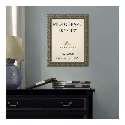 Barcelona 10 in. x 13 in. Gold Champagne Picture Frame