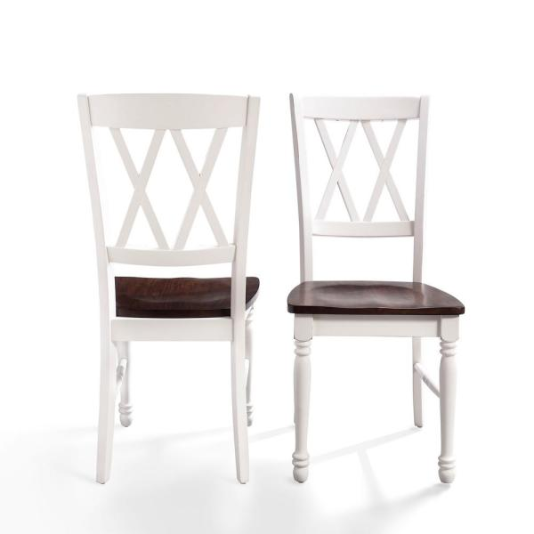 Shelby White Dining Chair (Set of 2)