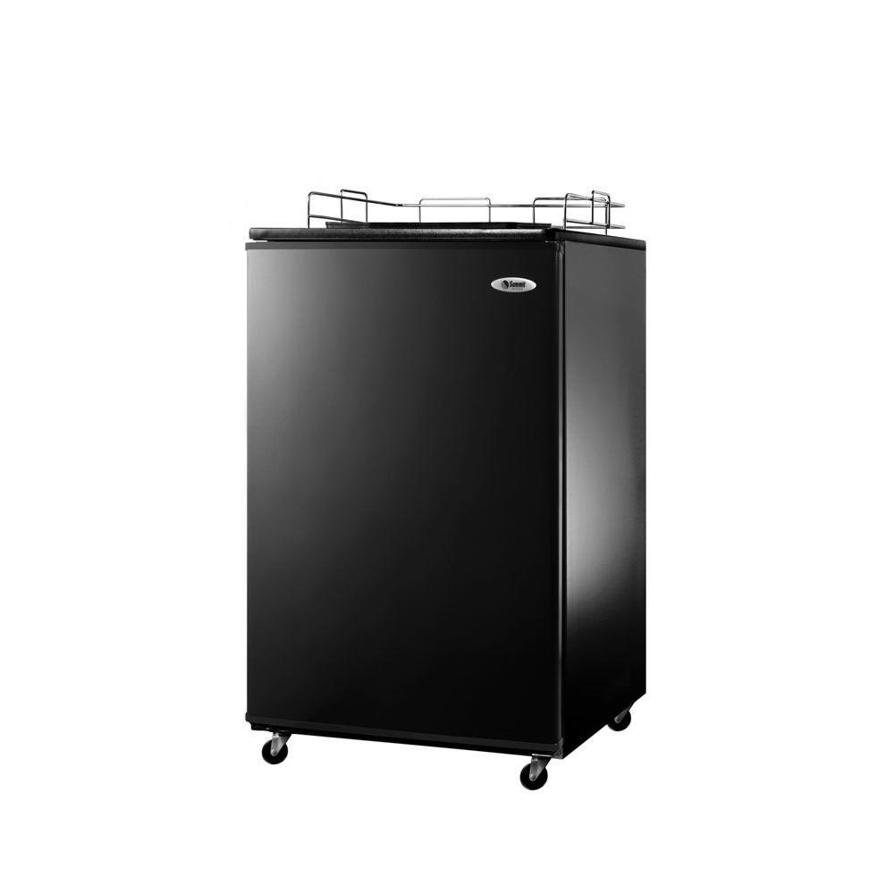 Summit Appliance Built-In 1/2 Keg Beer Dispenser - Tap Hardware Not Included