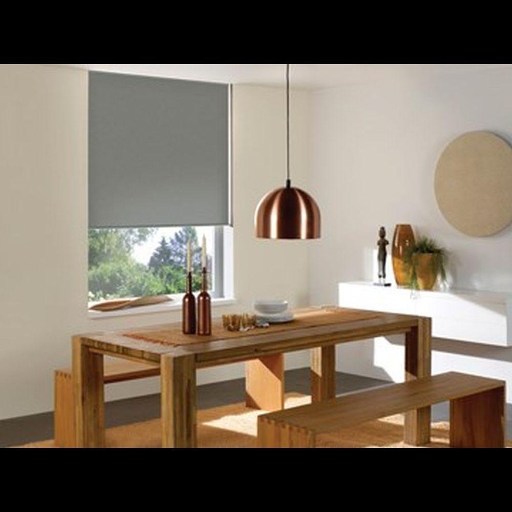 CustomHomeCollection Custom Home Collection Economy Roller Shades, Room Darkening, Custom