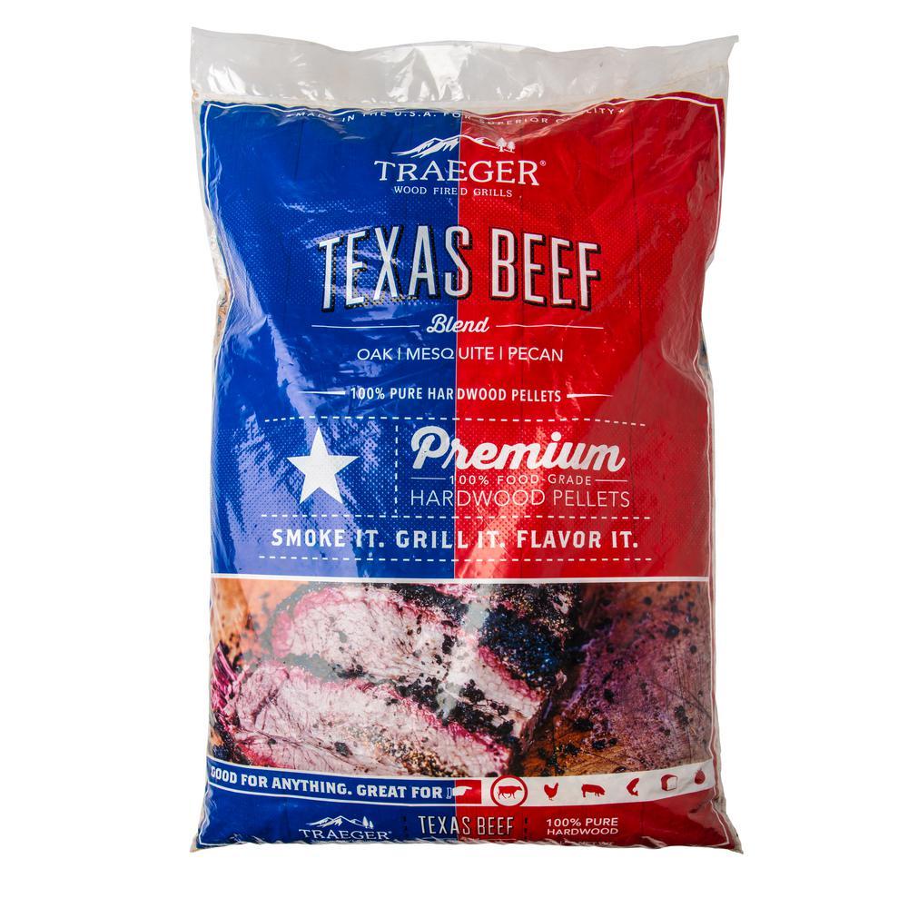 20 lb. Texas Beef Wood Pellets