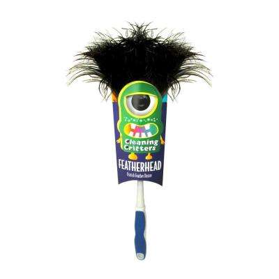 Cleaning Critters Featherhead Ostrich Feather Duster
