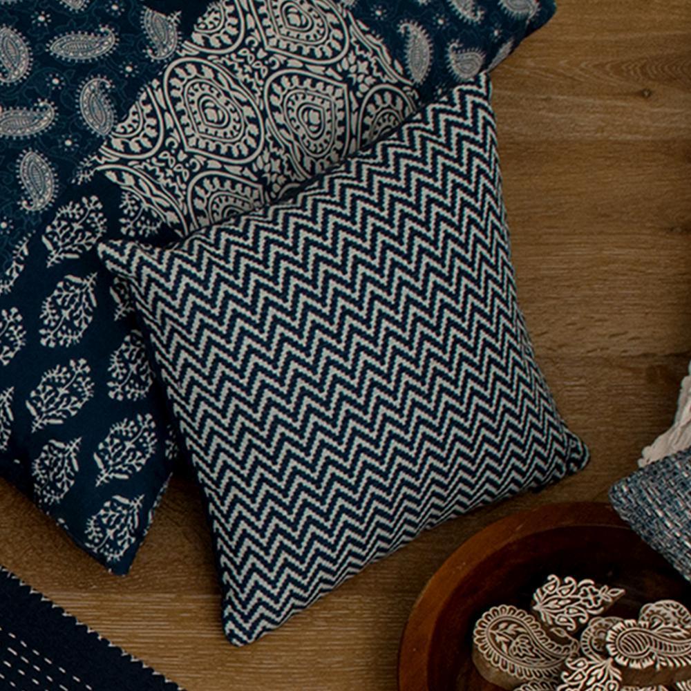True Blue Decorative Pillow