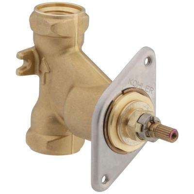 MasterShower 1/2 in. Volume Control Valve