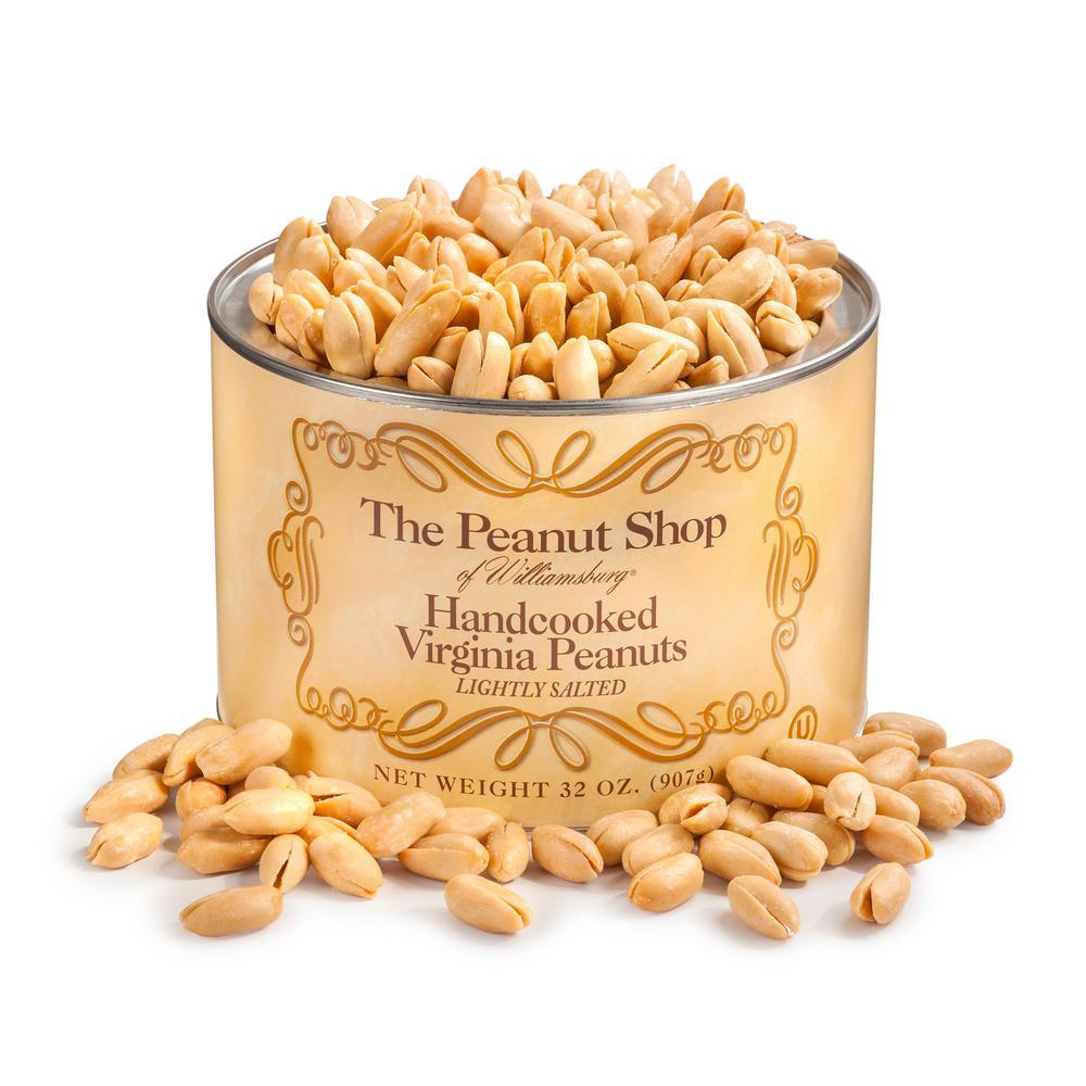 32 oz. Lightly Salted Virginia Peanuts