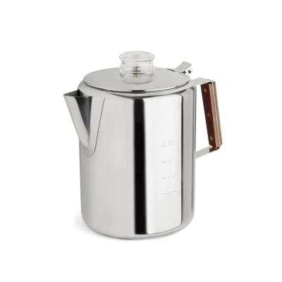 2-12 Cup Stainless Steel Percolator