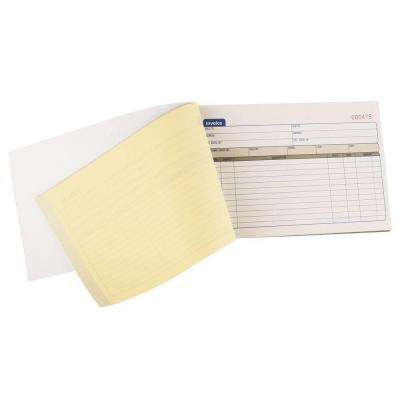5-9/16 in. x 8-7/16 in. Invoice Book (50 per Pack)