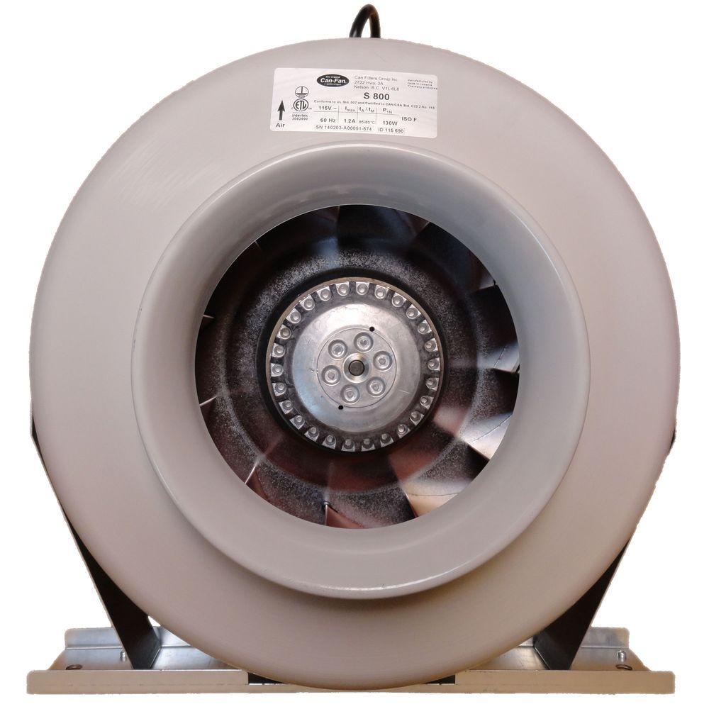 Can Fan S CFM Variable Mount Ceiling Or Wall Fan And Mini - High cfm bathroom fan