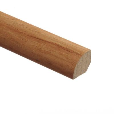Middlebury Maple/Mt. Vernon Pecan 5/8 in. Thick x 3/4 in. Wide x 94 in. Length Laminate Quarter Round Molding