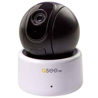Wireless 1080p Wi-Fi Pan/Tilt Surveillance Camera