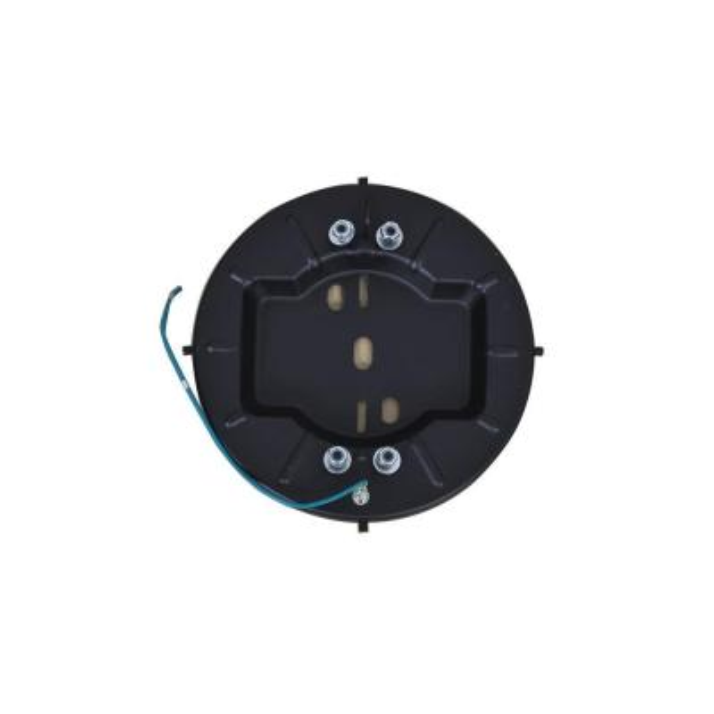 Hawkins 44 in. Brushed Nickel Ceiling Fan Replacement Mounting Bracket
