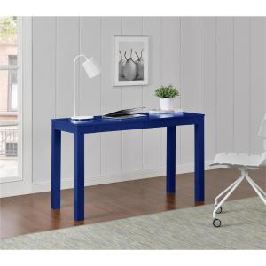 Altra Furniture Parsons XL Navy Desk by Altra Furniture
