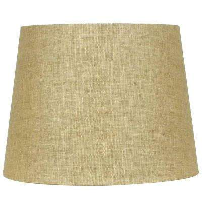 Hampton Bay Beige Bisque Lamp Shades Lamps The