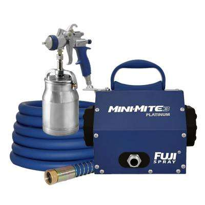 Mini-Mite 3 Platinum - T70 HVLP Spray System