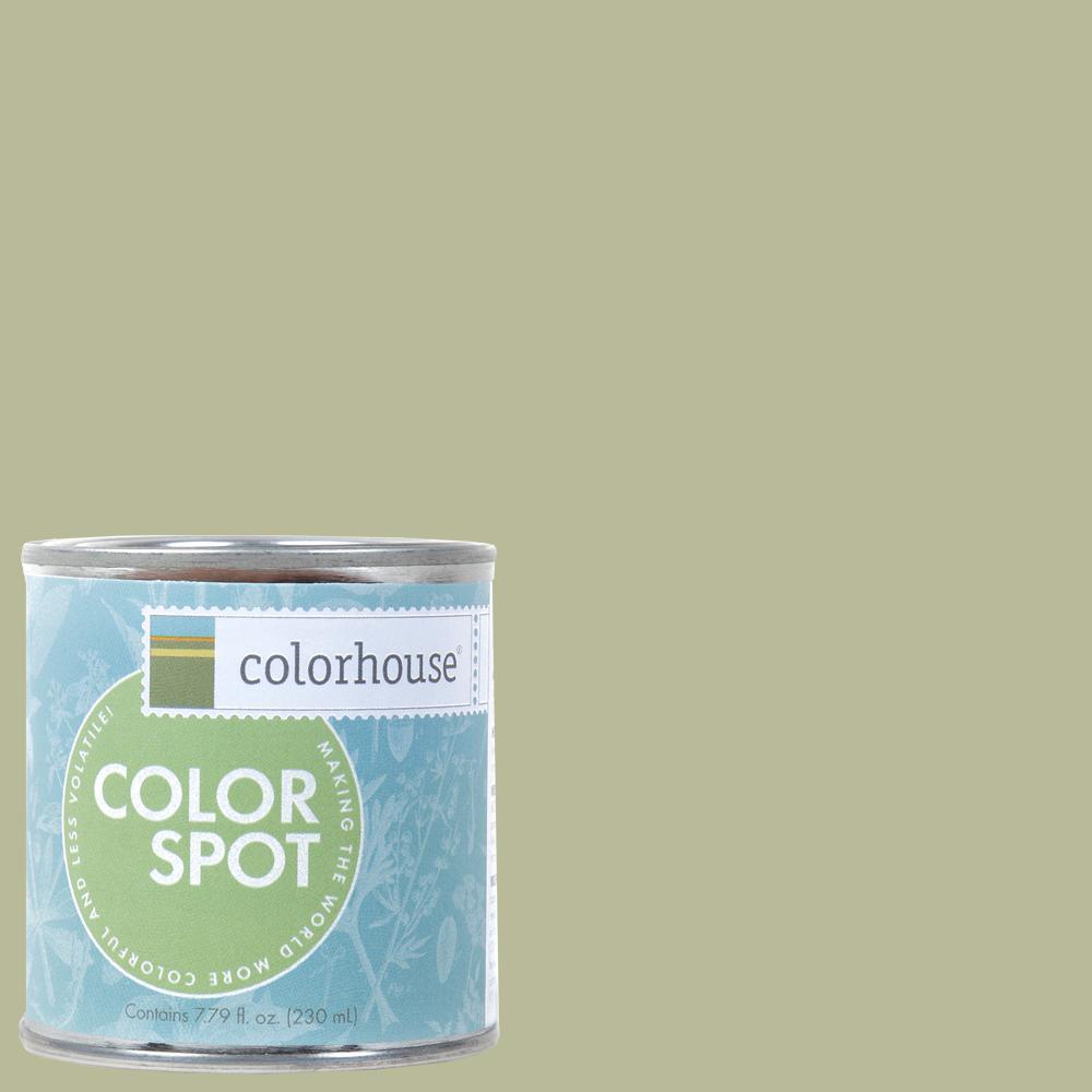 8 oz. Glass .03 Colorspot Eggshell Interior Paint Sample