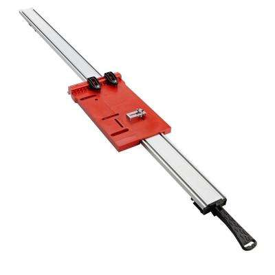 24 in. WTX Clamp Edge and Saw Guide Kit