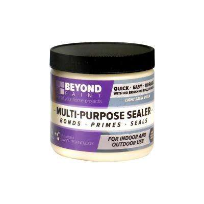 0.5 qt. (1 pt.) Multi-Purpose Indoor/Outdoor Sealer