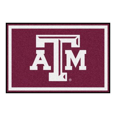 Texas A&M University 5 ft. x 8 ft. Area Rug