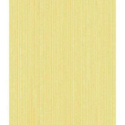 Solid Color - Pre-pasted - Yellow - Wallpaper - Decor - The Home Depot