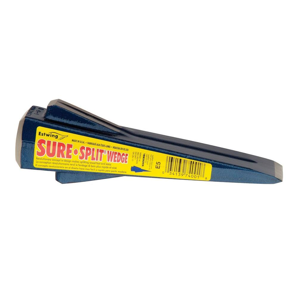 Estwing 5 lb. Sure Split Wedge-E5 - The Home Depot