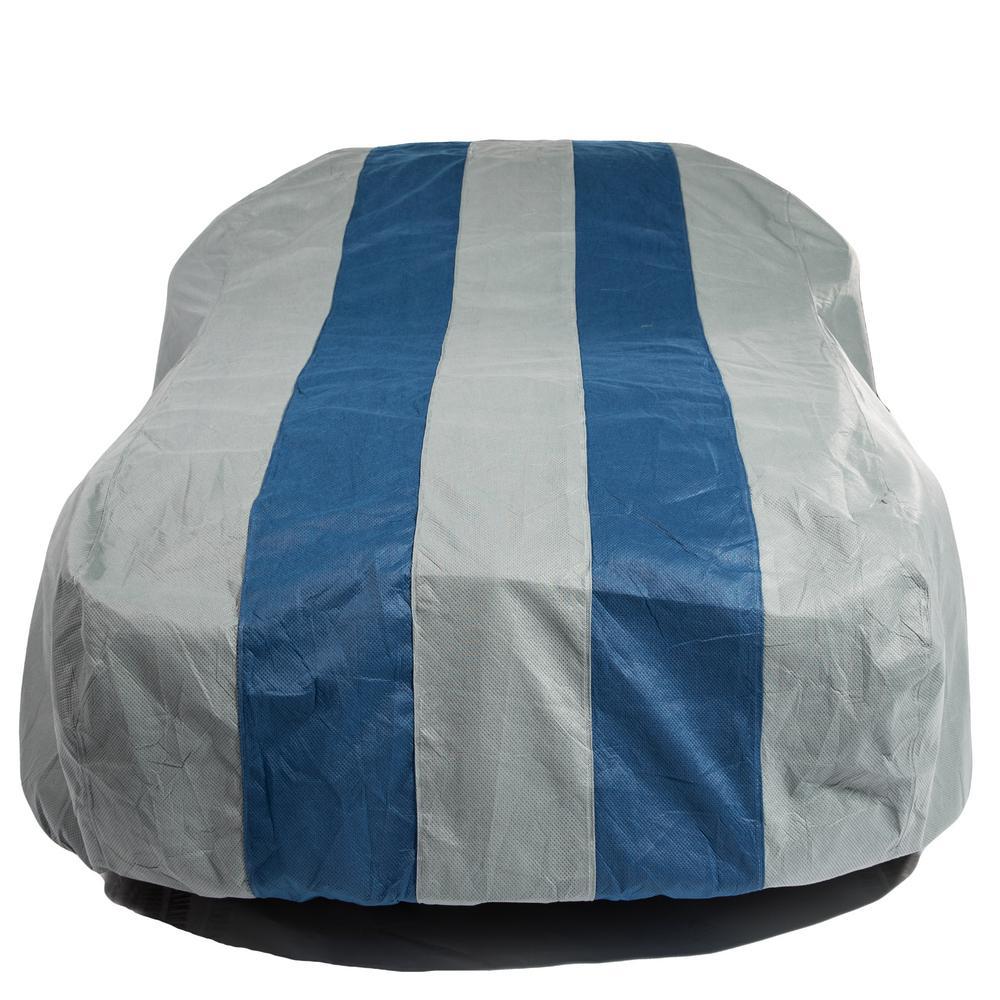 Rally X Defender 200 in. L x 60 in. W x 51 in. H Sedan Car Cover