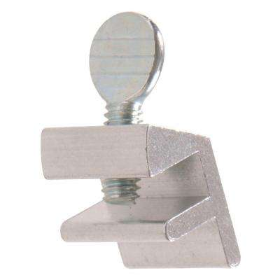 Movable Window Stop in Aluminum (5-Pack)