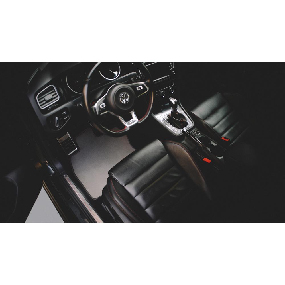 2015 2016 2018 Dodge Challenger Grey Loop Driver /& Passenger Floor 2017 2012 GGBAILEY D51498-F1A-GY-LP Custom Fit Car Mats for 2011 2014 2013