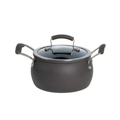 3 Qt. Hard Anodized Soup Pot with Lid