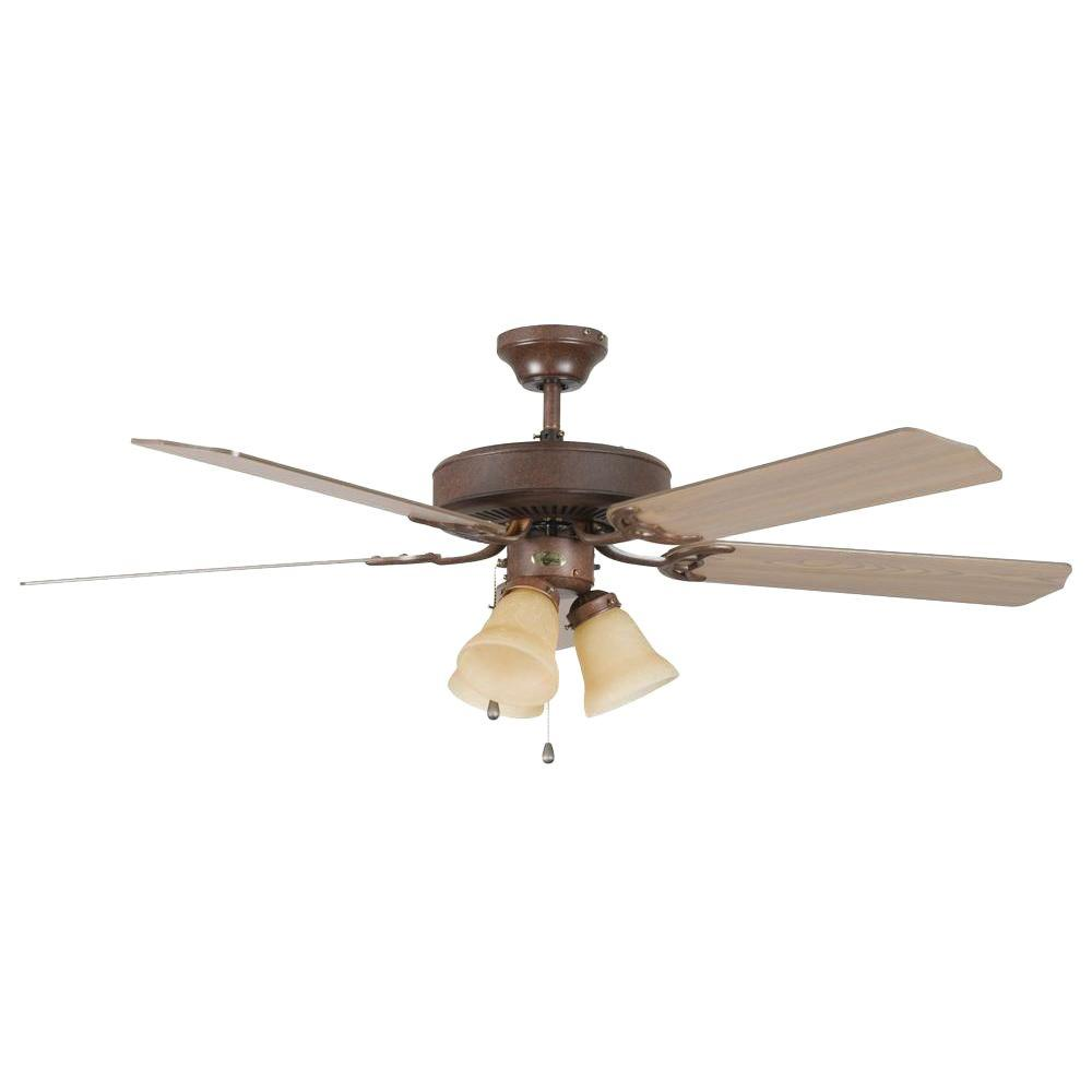 Concord fans heritage home series 52 in indoor rubbed bronze concord fans heritage home series 52 in indoor rubbed bronze ceiling fan aloadofball Image collections