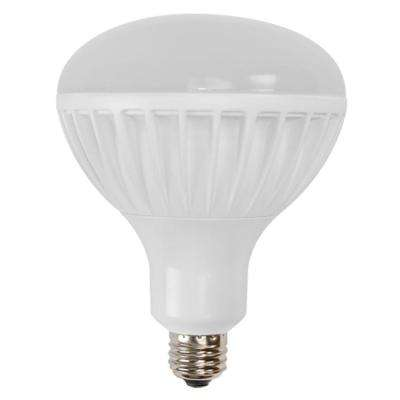 100W Equivalent Warm White BR40 Dimmable LED Flood Light Bulb