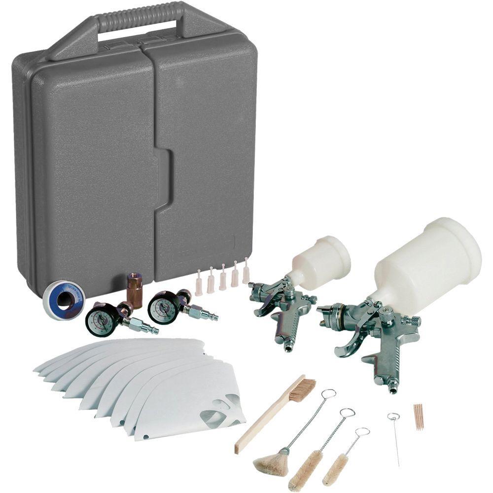 Smarter Tools 38-Piece Spray Gun Kit
