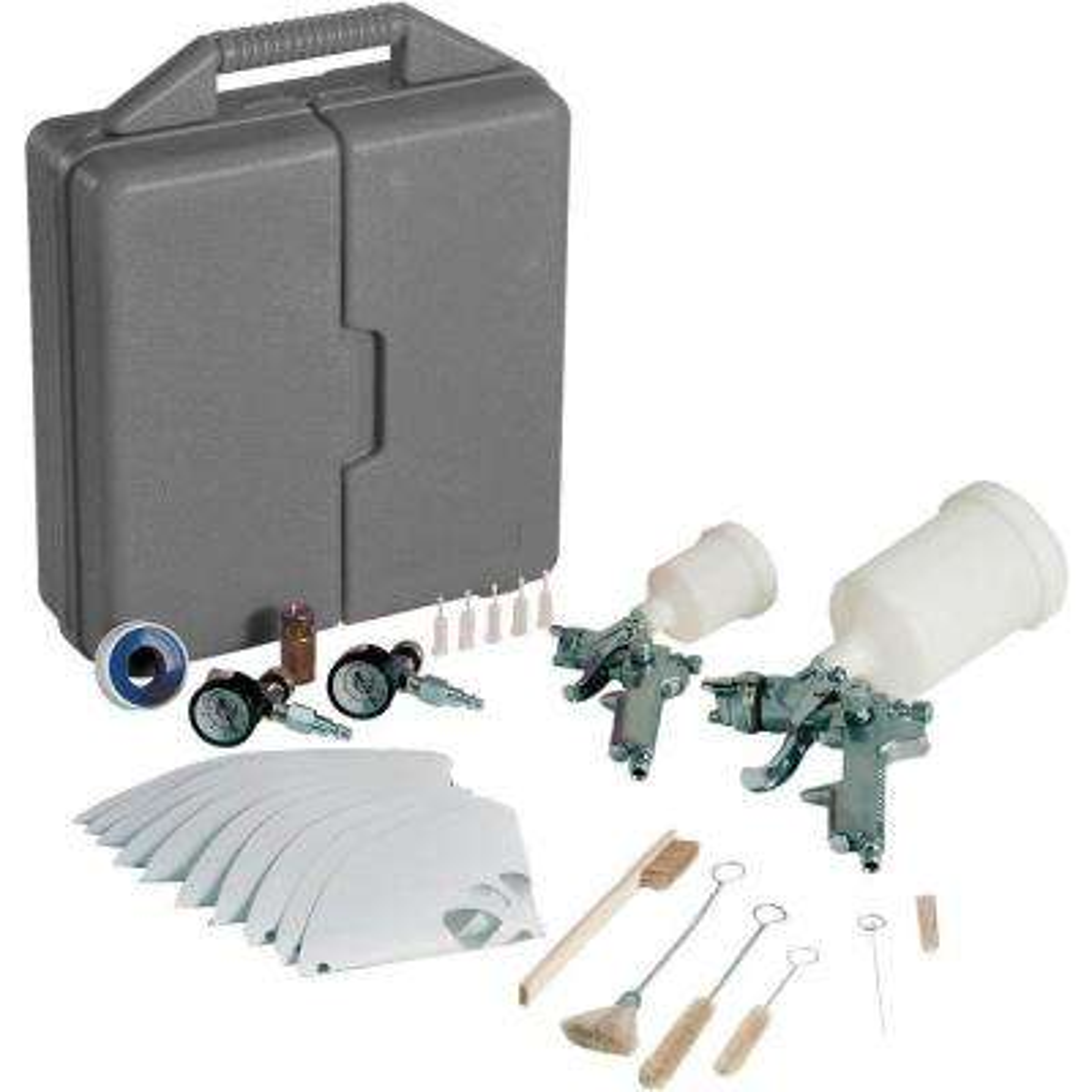 38-Piece Spray Gun Kit