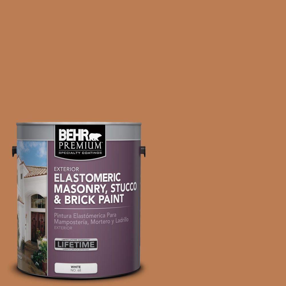 MS 11 Rustic Orange Elastomeric Masonry Stucco And