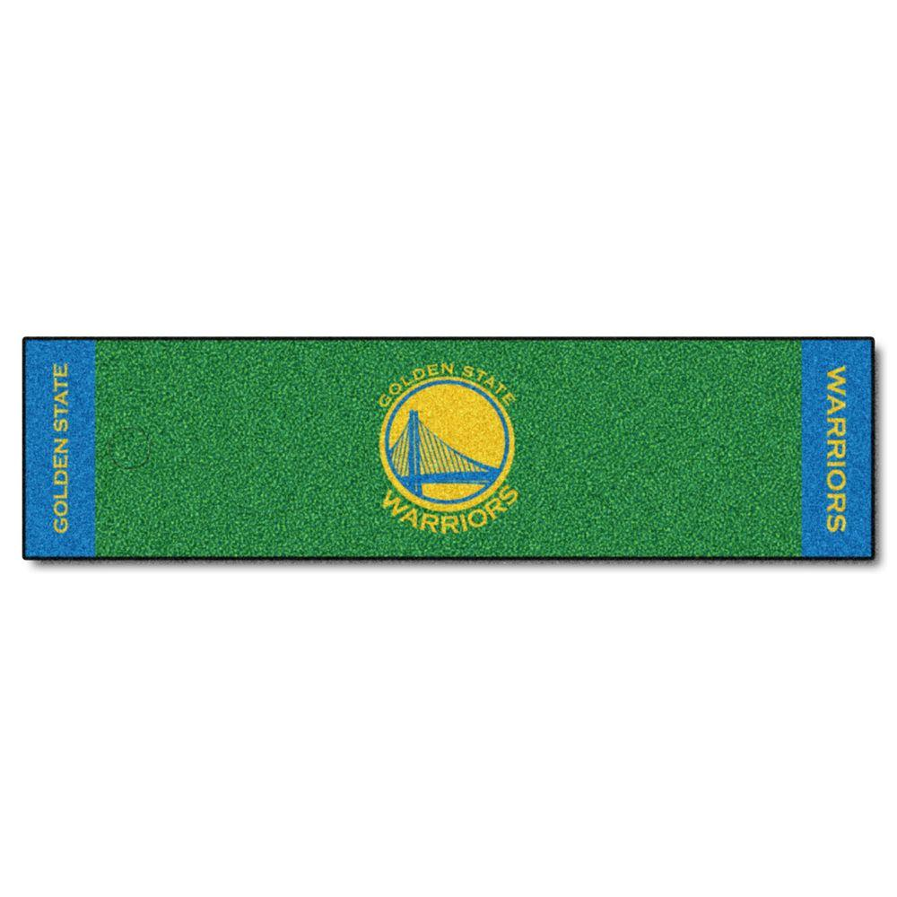 NBA Golden State Warriors 1 ft. 6 in. x 6 ft.