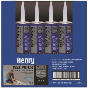208 Wet Patch Roof Cement
