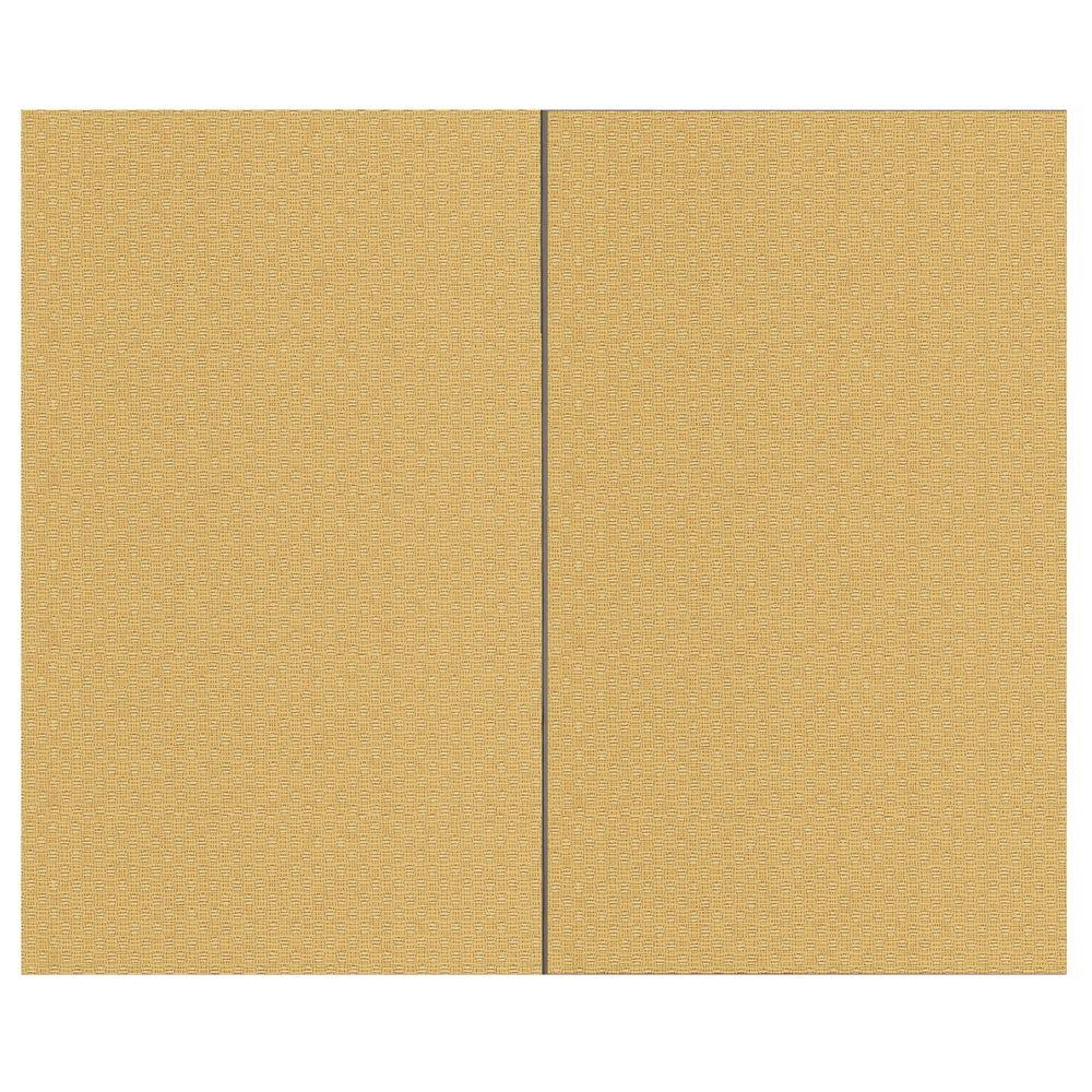SoftWall Finishing Systems 44 sq. ft. Summer Fabric Covered Wall ...