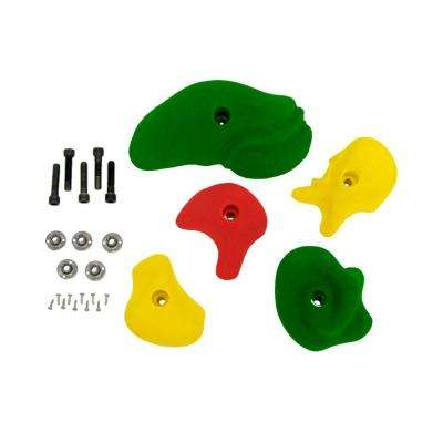 DIY Indoor Climbing Hand Holds (Set of 5)