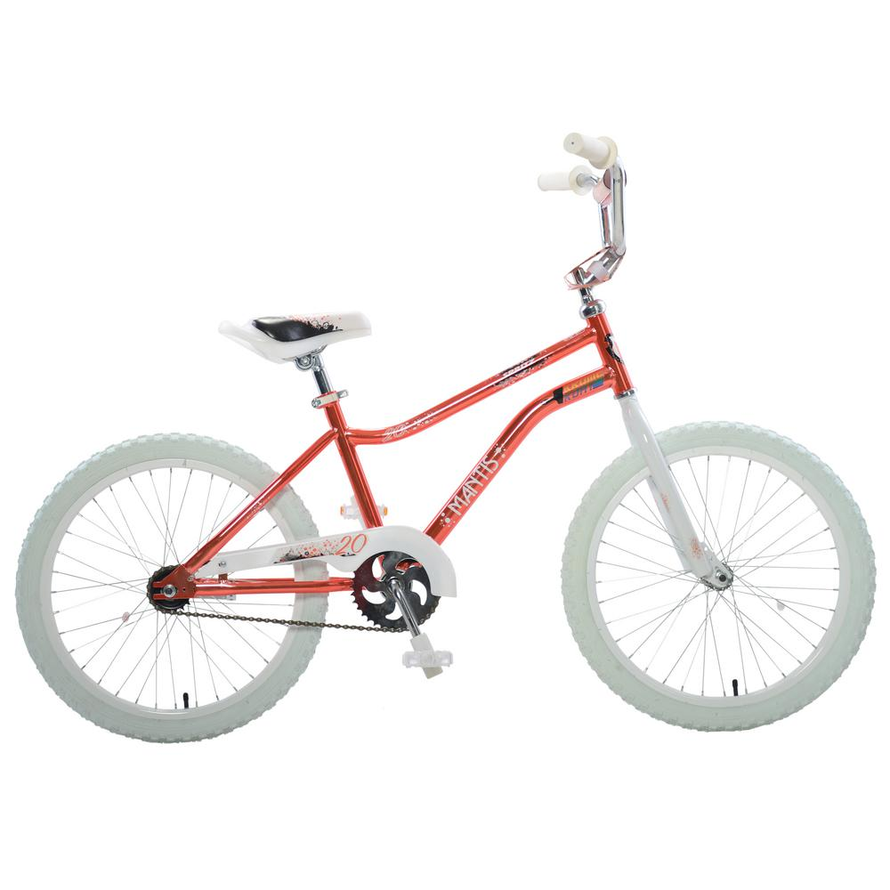 Spritz Coral Ready2Roll 20 in. Kids Bicycle
