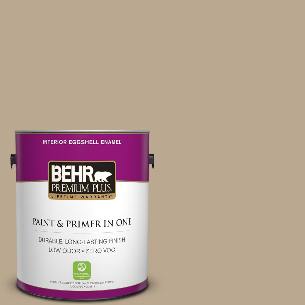 BEHR Premium Plus 1-gal. #N300-4 Open Canyon Eggshell Enamel Interior Paint