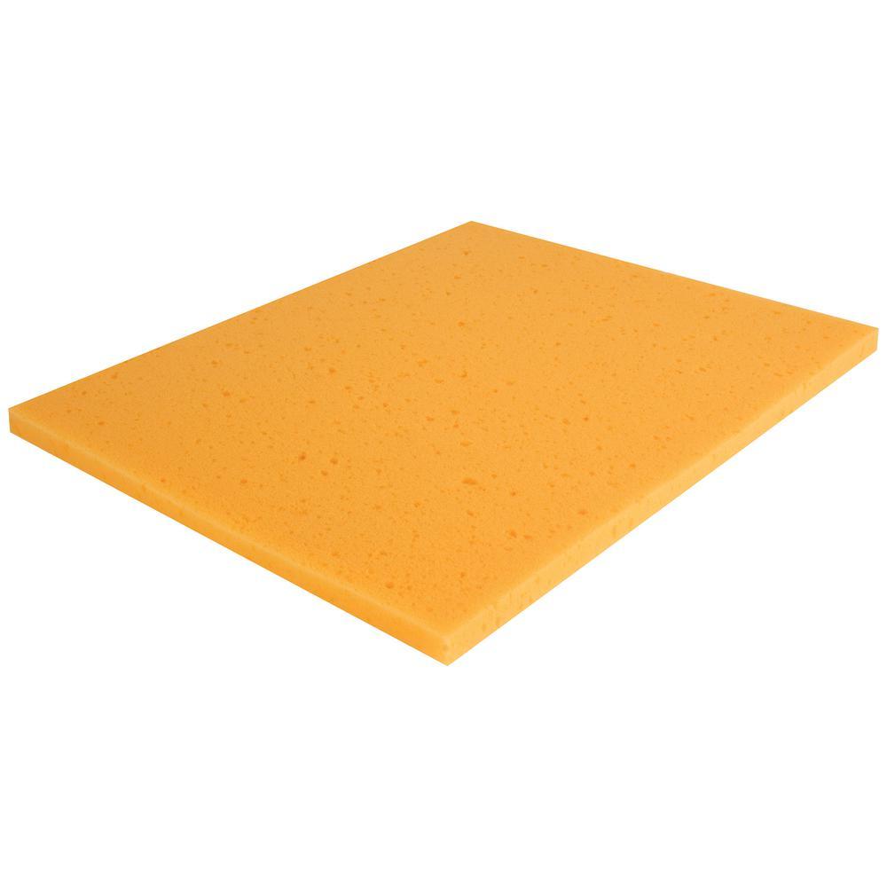 12 in. x 10 in. Polyester Sponge Towel