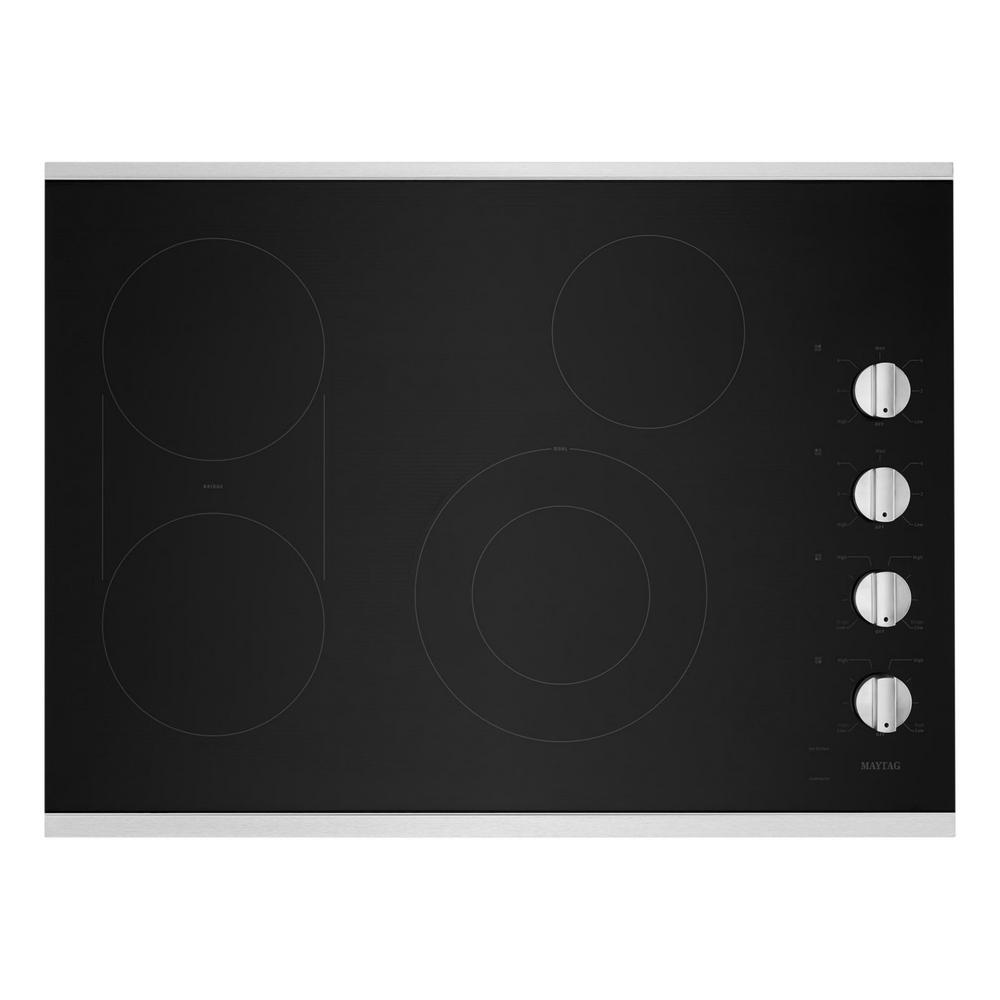 Maytag 30 In Radiant Electric Cooktop