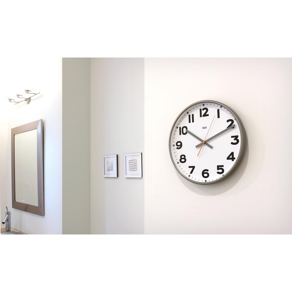36 in x 36 in oversized farmhouse wood wall clock 036hclw the round wall clock amipublicfo Image collections