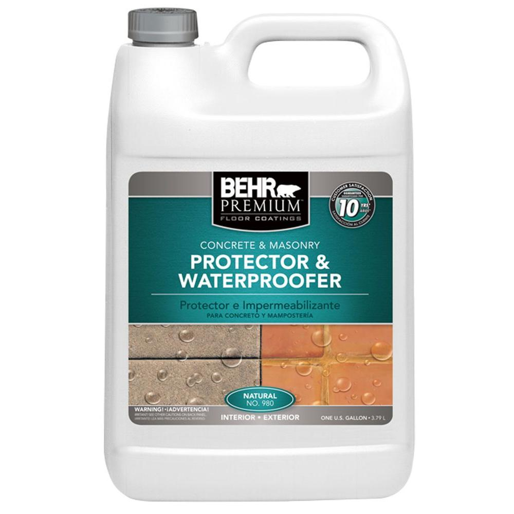 BEHR Premium 1 gal. Protector and Waterproofer