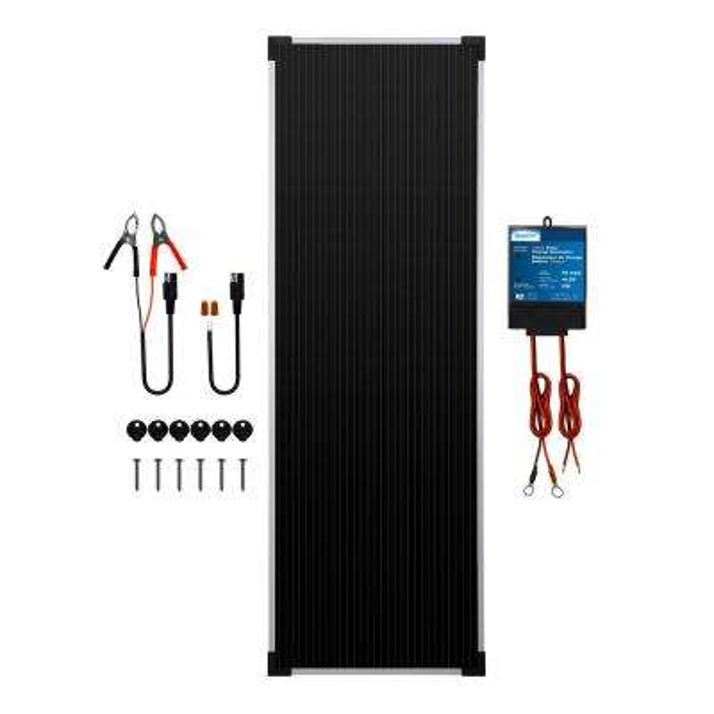 15-Watt Solar Battery Charging Kit
