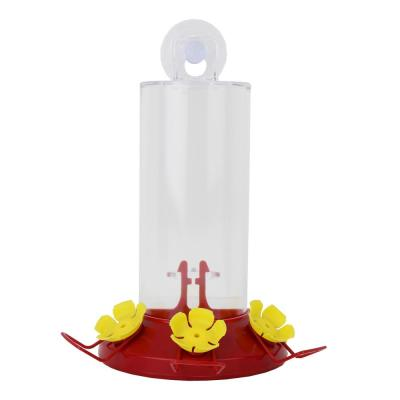 Window Mount Plastic Hummingbird Feeder - 8 oz. Capacity