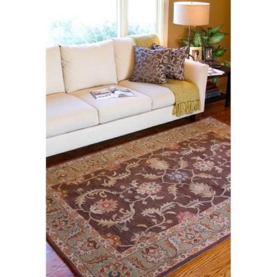 John Brown 8 ft. x 10 ft. Area Rug