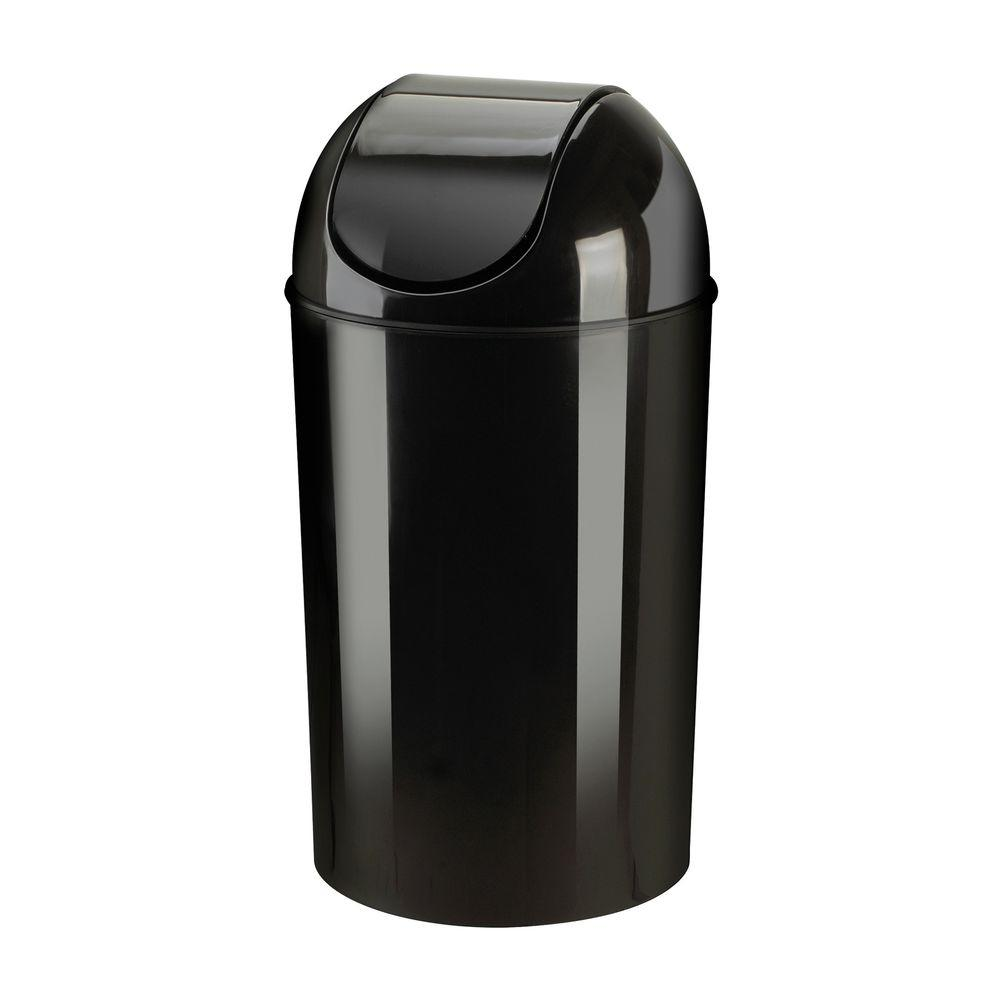 Grand Can 10.25 Gal. Plastic Waste Basket