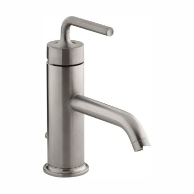 Kohler Single Hole Bathroom Faucets Bathroom Sink Faucets The Home Depot