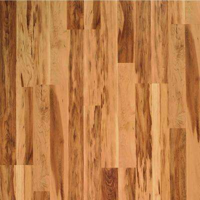 Take Home Sample - XP Sugar House Maple Laminate Flooring - 5 in. x 7 in.